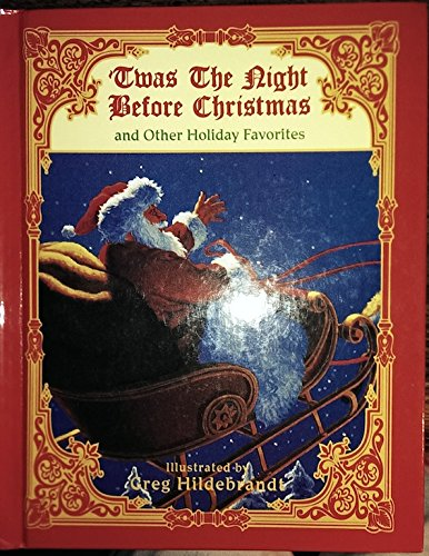 stock image - Night Before Christmas Book