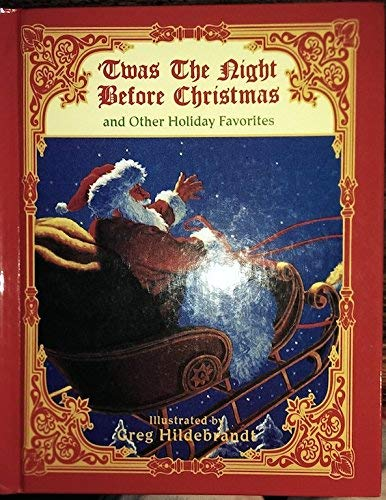 9780881013146 twas the night before christmas