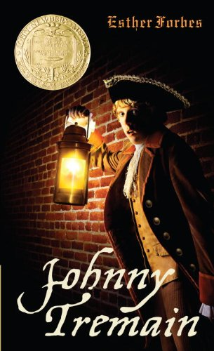 Johnny Tremain (Turtleback School & Library Binding: Forbes, Esther