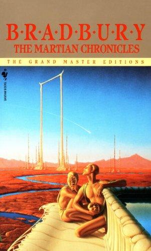 9780881030334: The Martian Chronicles (Turtleback School & Library Binding Edition) (Grand Master Editions (Prebound))