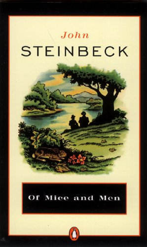 9780881030372: Of Mice And Men (Turtleback School & Library Binding Edition) (Penguin Great Books of the 20th Century)