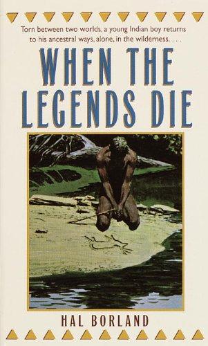 9780881030570: When The Legends Die (Turtleback School & Library Binding Edition)