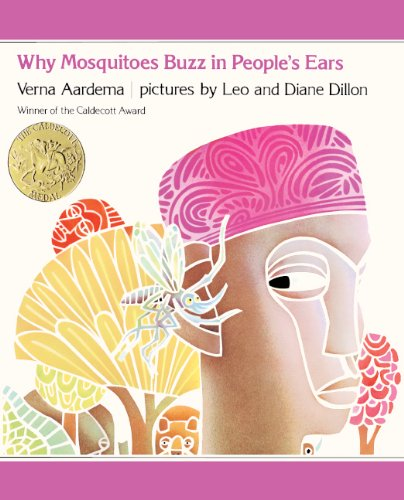 9780881030792: Why Mosquitoes Buzz In People's Ears (Turtleback School & Library Binding Edition) (Picture Puffins)