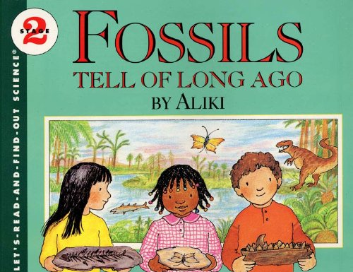 9780881031003: Fossils Tell of Long Ago