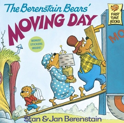 The Berenstain Bears' Moving Day (Turtleback School & Library Binding Edition) (Berenstain Bears (8x8)) (0881031429) by Stan Berenstain; Jan