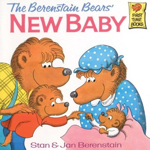 9780881031539: The Berenstain Bears' New Baby (Berenstain Bears First Time Chapter Books)