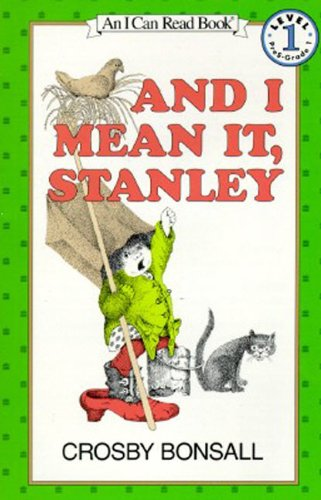 9780881031874: And I Mean It, Stanley (Turtleback School & Library Binding Edition) (I Can Read Books: Level 1)