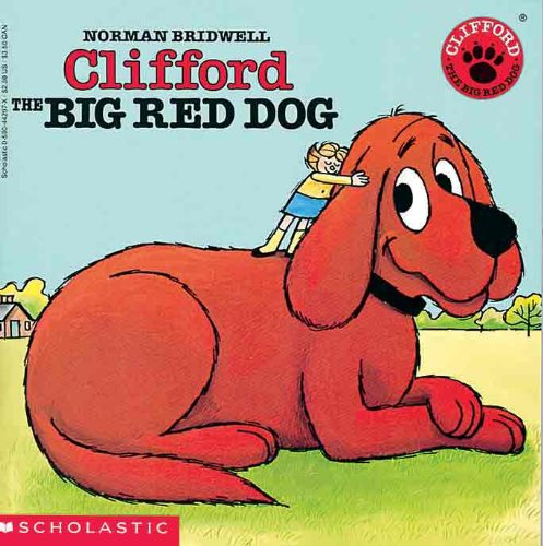 9780881032031: Clifford, The Big Red Dog (Turtleback School & Library Binding Edition)