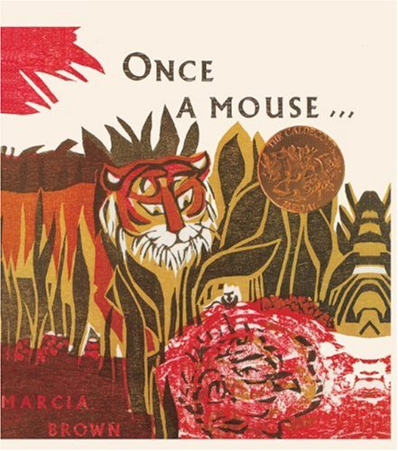 9780881032192: Once A Mouse... (Turtleback School & Library Binding Edition)