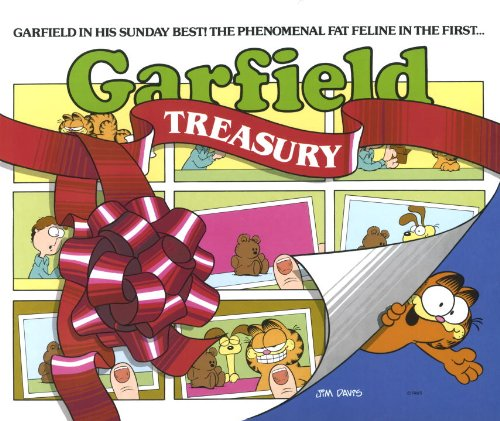 9780881033533: The Garfield Treasury (Turtleback School & Library Binding Edition)