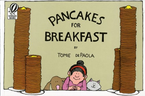 9780881033564: Pancakes For Breakfast (Turtleback School & Library Binding Edition)