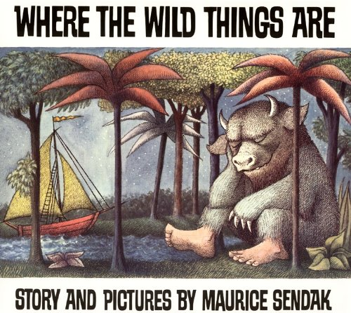 Where The Wild Things Are (Turtleback School & Library Binding Edition) (Caldecott Collection):...