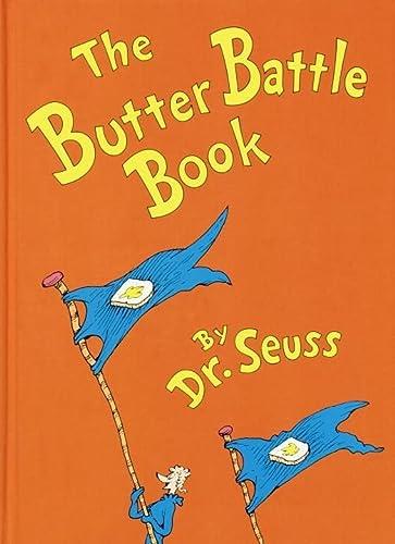 The Butter Battle Book (Turtleback School & Library Binding Edition): Dr. Seuss