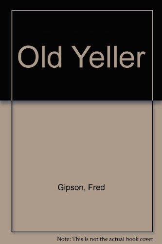 9780881035797: Old Yeller