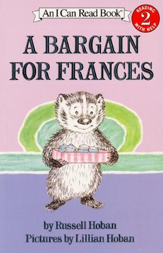9780881036497: A Bargain For Frances (Turtleback School & Library Binding Edition) (I Can Read Book)