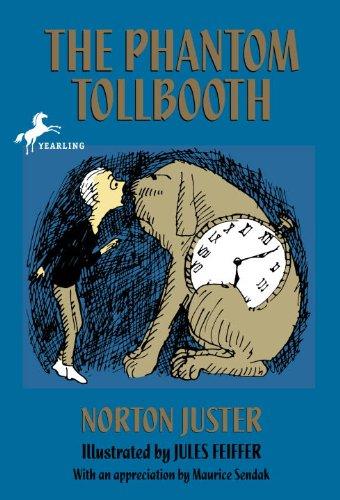 The Phantom Tollbooth (Turtleback School & Library: Juster, Norton