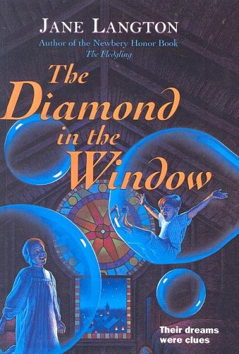 9780881037470: The Diamond in the Window (Hall Family Chronicles)