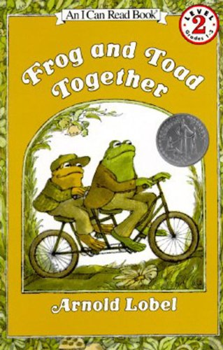 9780881037814: Frog and Toad Together (I Can Read Books, Level 2)