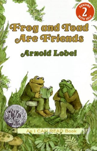 9780881037821: Frog And Toad Are Friends (Turtleback School & Library Binding Edition) (An I Can Read Book)