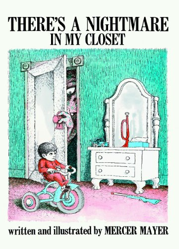 9780881038095: There's A Nightmare In My Closet (Turtleback School & Library Binding Edition) (Pied Piper Book)