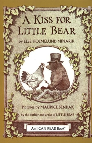 9780881038392: A Kiss For Little Bear (Turtleback School & Library Binding Edition)