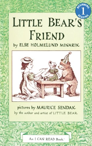 9780881038408: Little Bear's Friend (I Can Read Book)