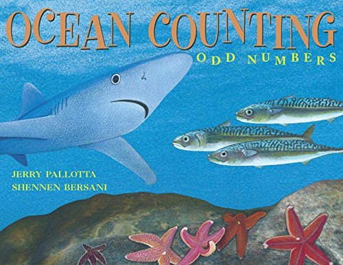 Ocean Counting: Odd Numbers: Pallotta, Jerry