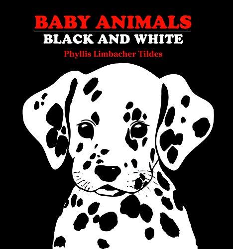 9780881063134: Baby Animals: Black and White