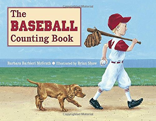 9780881063325: The Baseball Counting Book