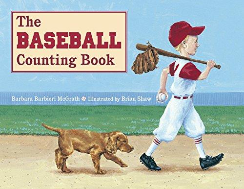 9780881063332: The Baseball Counting Book