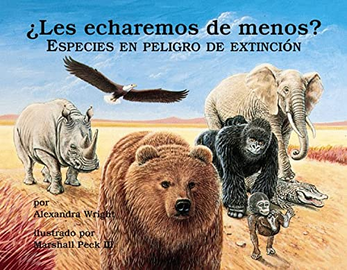 9780881064209: Les Echaremos De Menos?: Especies En Peligro De Extincion = Will We Miss Them? Endangered Species (Spanish Books)