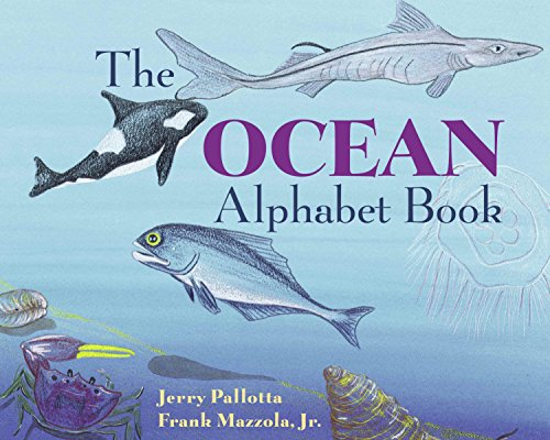 9780881064520: The Ocean Alphabet Book (Jerry Pallotta's Alphabet Books)