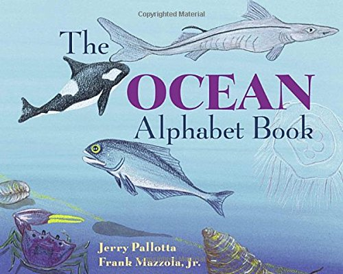 9780881064582: The Ocean Alphabet Book (Jerry Pallotta's Alphabet Books)