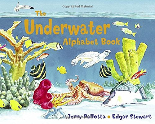 9780881064612: The Underwater Alphabet Book