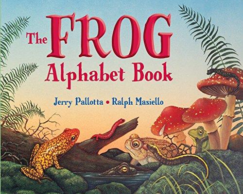 The Frog Alphabet Book (Jerry Pallotta's Alphabet: Jerry Pallotta