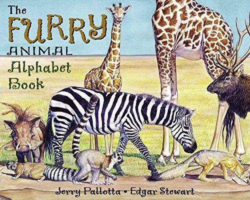 The Furry Animal Alphabet Book: Pallotta, Jerry