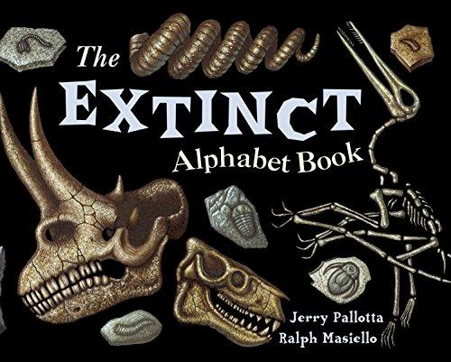 The Extinct Alphabet Book: Pallotta, Jerry