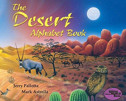 9780881064728: The Desert Alphabet Book (Jerry Pallotta's Alphabet Books)