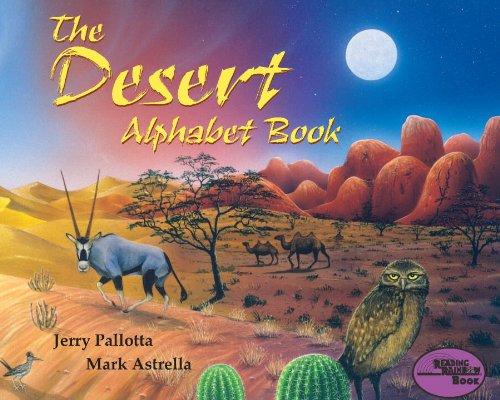 9780881064735: The Desert Alphabet Book (Jerry Pallotta's Alphabet Books)