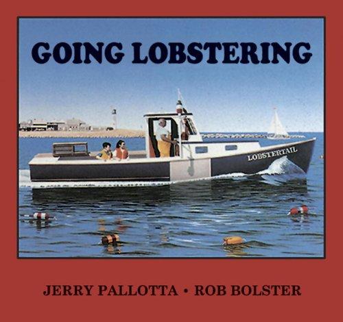 Going Lobstering (Outdoor Adventures): Jerry Pallotta