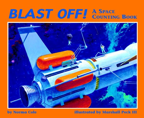 9780881064988: Blast Off!: A Space Counting Book