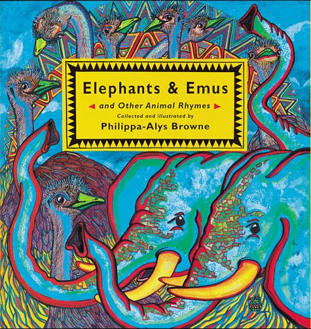 9780881066982: Elephants & Emus: And Other Animal Rhymes