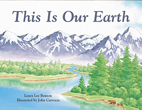 9780881068382: This Is Our Earth