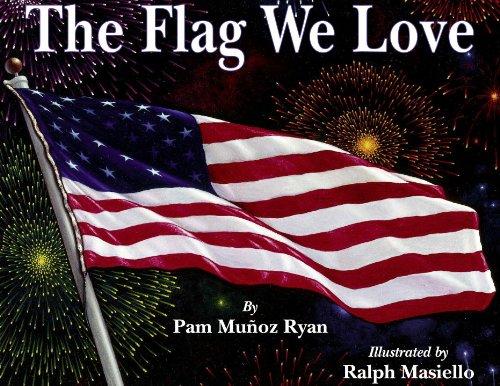 The Flag We Love: Pam Munoz Ryan