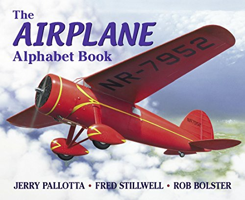 The Airplane Alphabet Book: Jerry Pallotta, Fred