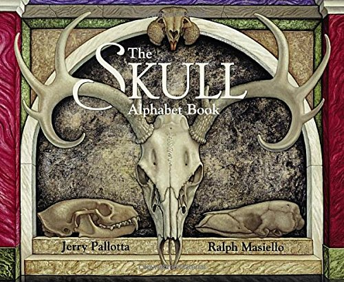 9780881069143: The Skull Alphabet Book