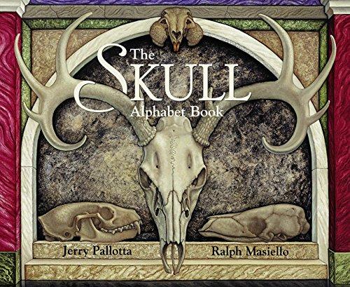 The Skull Alphabet Book: Pallotta, Jerry