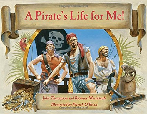 A Pirate's Life for Me: Macintosh, Brownie