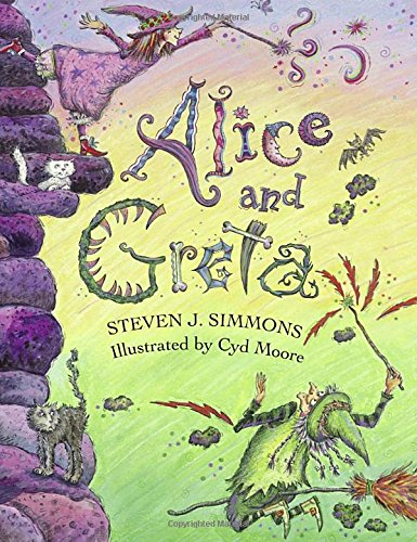 9780881069747: Alice and Greta: A Tale of Two Witches