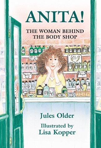 9780881069792: Anita!: The Woman Behind the Body Shop